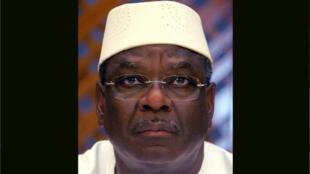 Shugaban kasar Mali Ibrahim Boubacar Keïta.