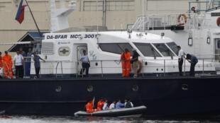 台湾调查团对台湾渔民遭菲律宾枪杀事件进行调查