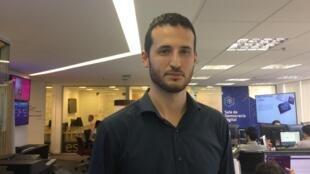 O sociólogo Amaro Grassi, coordenador da Sala da Democracia Digital (#observa2018) da FGV DAPP.