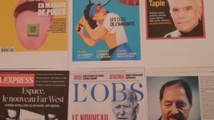 Semanários franceses 24 04 2021
