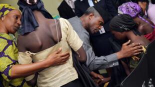 Yan matan Chibok 21 da Kungiyar Boko Haram ta saka a wannan makon da mataimakin shugaban kasa