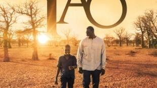 L'affiche du film « Yao » de l'acteur et producteur Omar Sy.