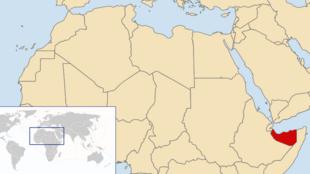 Les tensions sont vives entre le Somaliland (carte) et la région autonome du Puntland en Somalie.
