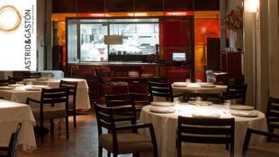 """O restaurante peruano """"Astrid y Gastón"""", do chef Gastón Acurio, foi eleito o melhor restaurante da América Latina."""