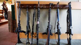 Suisse armes fusils