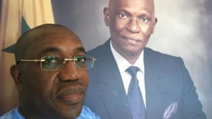Ndiouga Sakho est membre du comité directeur du PDS, le Parti démocratique sénégalais.