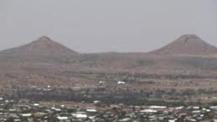 Hargeisa, capitale de la région autonome du Somaliland située au nord-ouest de la Somalie.