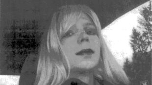 Une photographie de Chelsea Manning datée de 2010.