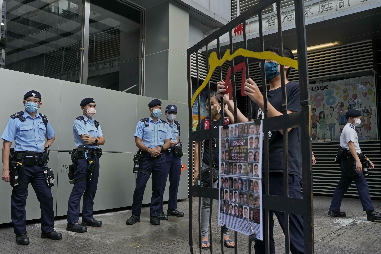 Hong Kong - election
