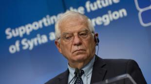 جوزپ بورل، هماهنگکنندۀ کمیسیون مشترک تأیید کرد که نامۀ محمد جواد ظریف را دریافت داشته است.