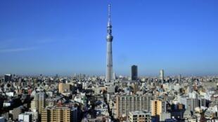 Tòa tháp Tokyo Sky Tree ở thủ đô nước Nhật không được trang bị thiết bị chống động đất đạt tiêu chuẩn.