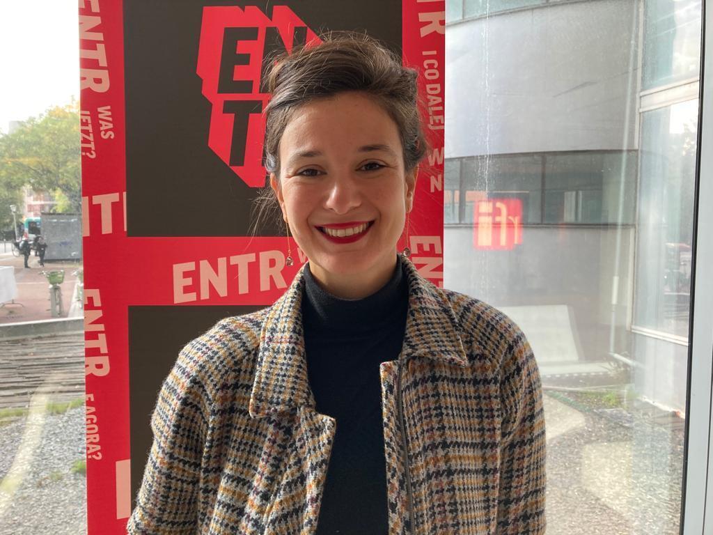 Flávia Lorenzi, diretora de teatro