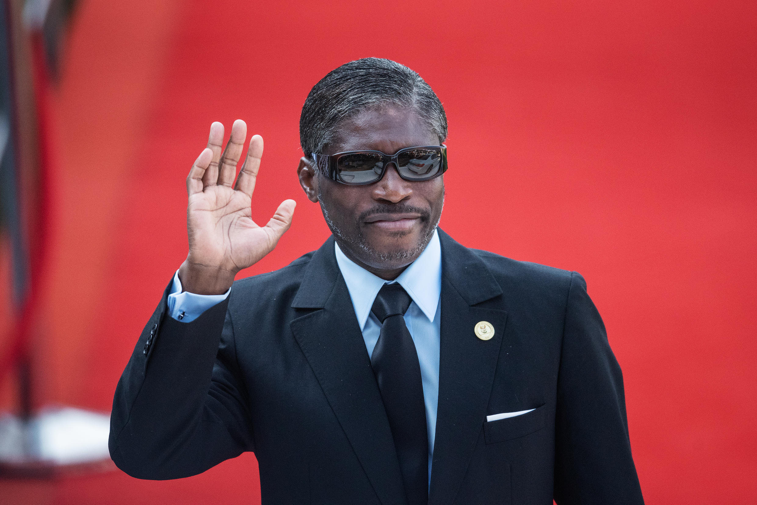 French prosecutors accused Teodorin Obiang of plundering tens of millions of dollars from the oil- and timber-rich African nation's coffers to fund his jetset lifestyle in France