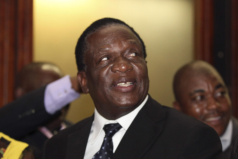 Emmerson Mnangagwa, ex vice-presidente do Zimbabué, vai assumir as rédeas do poder na próxima Sexta-feira.
