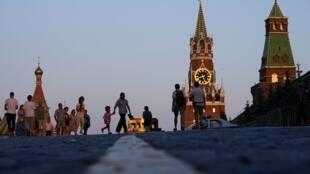 Moscou calor
