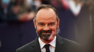 Edouard Philippe sur le tapis rouge du Festival de Deauville, le 4 septembre 2020.