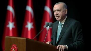 Erdogan -Turquie