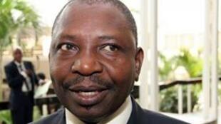 Benedito Daniel, presidente do partido Renovação Social de Angola