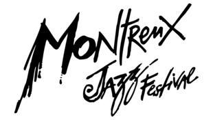 Logo du Montreux Jazz Festival.