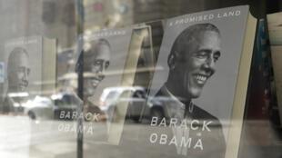 Barack Obama - livre - Une terre promise