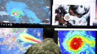 La trajectoire est encore incertaine, mais plusieurs projections placent ensuite le passage d'Irma sur la République Dominicaine, Haïti et Cuba.