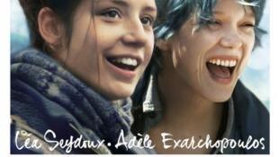 Cartaz do filme La Vie d'Adèle