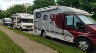 Van - camping - car