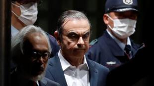 Tsohon shugaban kamfanin Nissan Carlos Ghosn.