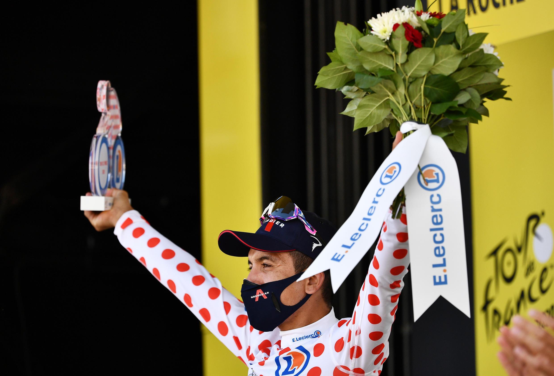 Tour de France 2020: Richard Carapaz maillot à Pois