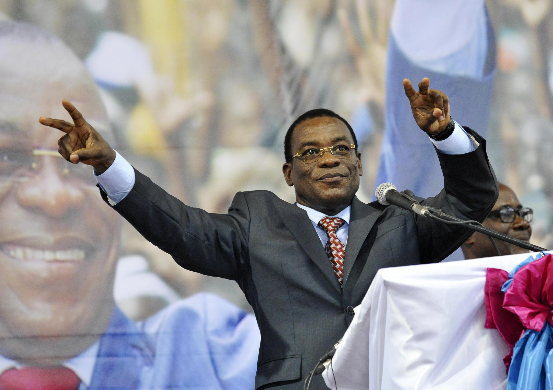 Pascal Affi N'Guessan, le président du Front populaire ivoirien (image d'illustration)