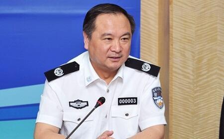 Ông Lý Đông Sinh, thứ trưởng Bộ Công an Trung Quốc (DR)