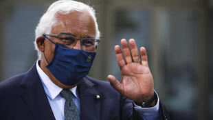 Prime Minister Antonio Costa of Portugal, which currently chairs the European Council.