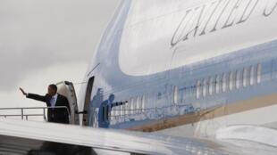 Le président américain, Barack Obama, est attendu à Shanghai ce dimanche 15 novembre.