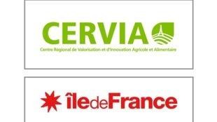 Логотип Регионального центра  агропромышленных  инноваций Cervia Ile-de-France