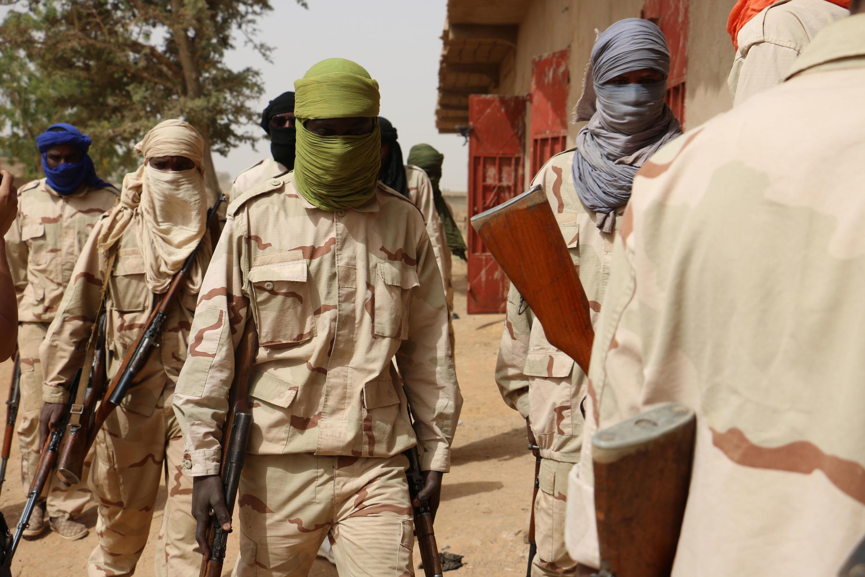 Mali jihadists