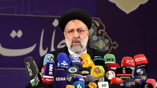 Iranian judiciary chief Ebrahim Raisi submitted his name to run in June 18 presidential elections on Saturday