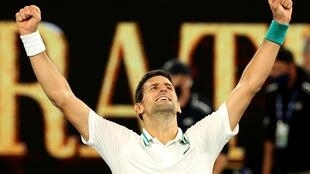 Novak Djokovic won a ninth Australian Open