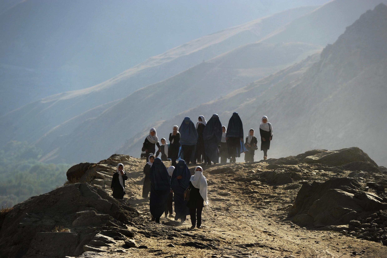 Yankin Badakhshan a Afghanistan