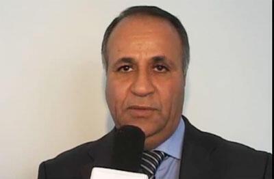Mohammed Benhammou (capture d'écran) président du CMES, le Centre marocain des études stratégiques.