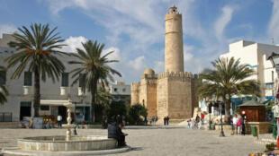 Centre de Sousse, Tunisie