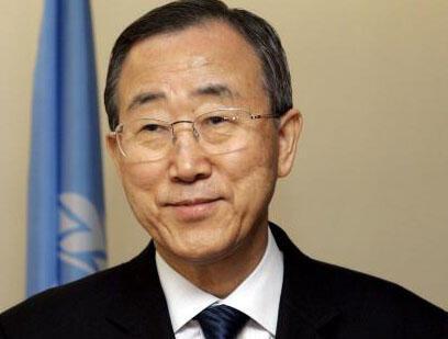 Tổng thư ký Ban Ki Moon : LHQ đã kêu gọi quốc tế đóng góp 791 triệu đô la trong 12 tháng để trợ giúp Philippines - REUTERS /C. Platiau