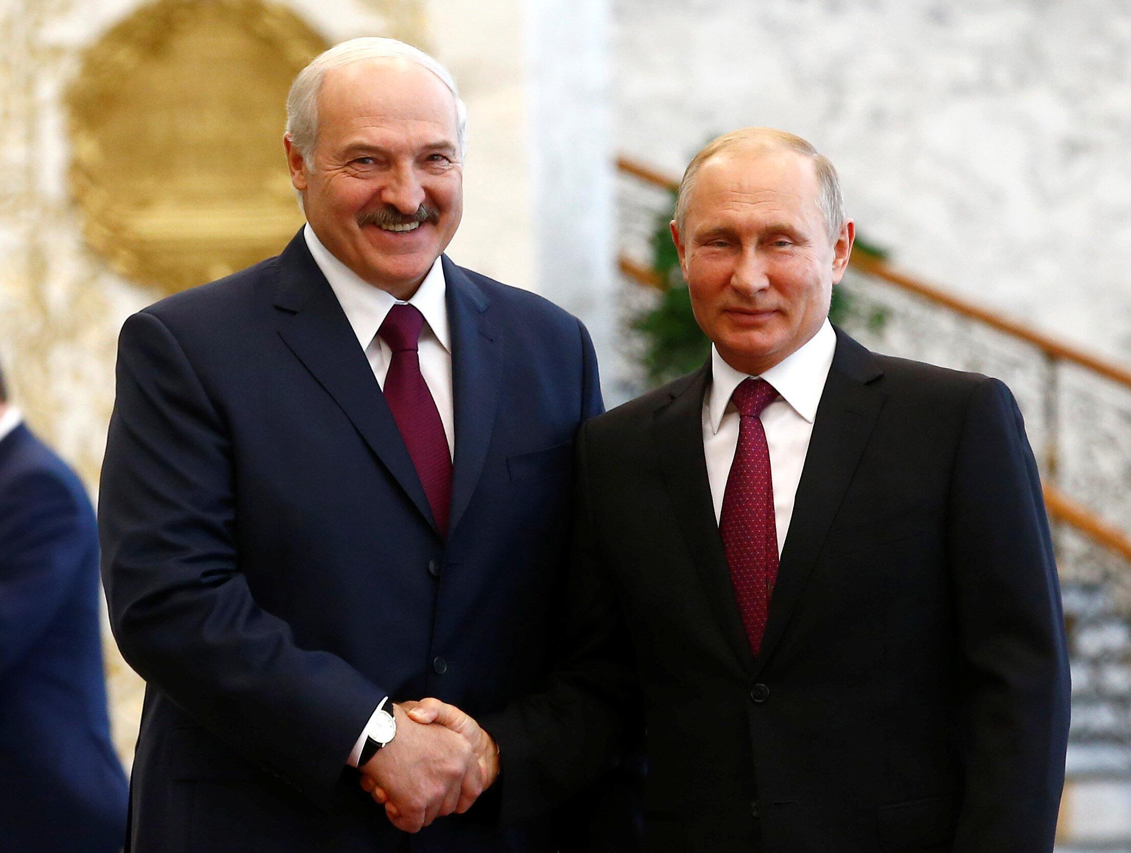 На последнем заседании Высшего госсовета Союзного государства Лукашенко и Путин заявили о готовности к укреплению и развитию стратегического партнерства