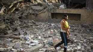 L'enquête de la CPI devrait statuer notamment sur les crimes commis pendant la guerre de Gaza en 2014 (Image d'illustration).