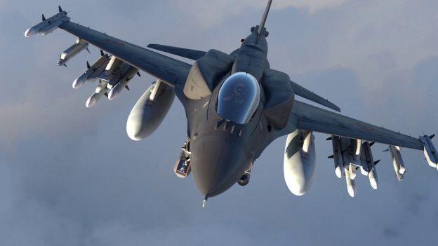 图为F-16V