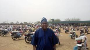 Senator Abdulfatai Buhar Representing Oyo North, Oyo State