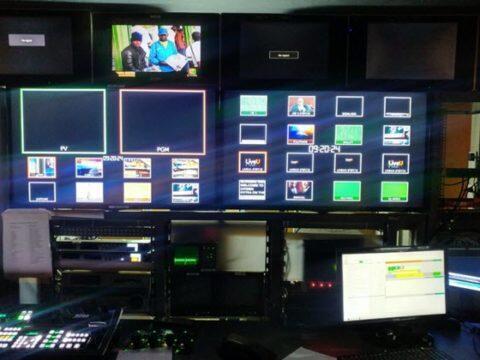 Mitambo ya Televisheni ya Citizen TV