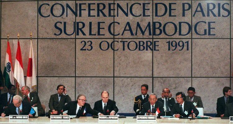 Paris Peace Agreement