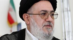 آیت الله موسوی خوئینی ها، عضو ارشد مجمع روحانیون مبارز