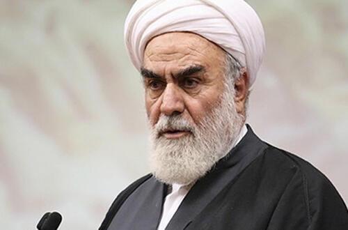 حجت الاسلام محمدی گلپایگانی، رییس دفتر آیت الله علی خامنه ای