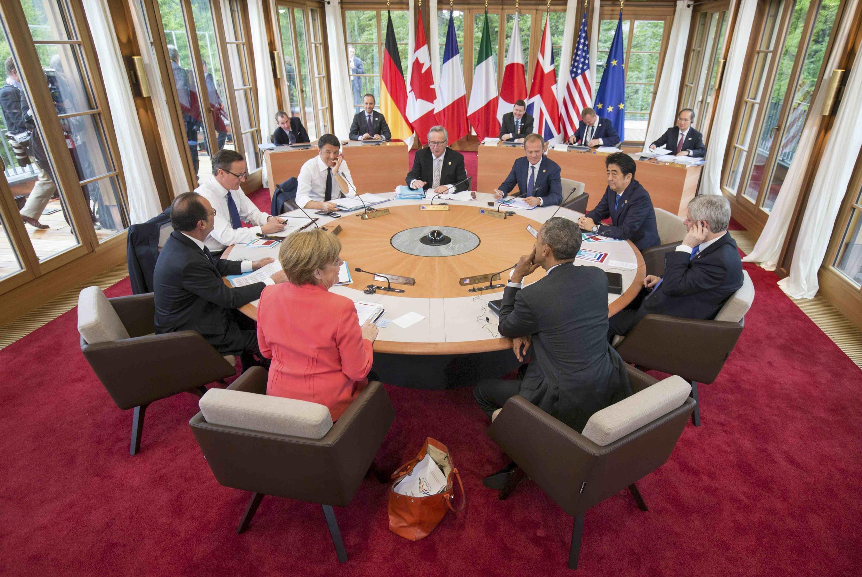 Thượng đỉnh G7 tại Đức ra tuyên bố chống lại mọi hành động đơn phương nhằm làm thay đổi nguyên trạng ở vùng Biển Đông.